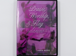 Praise, Worship, & Flag Dances DVD