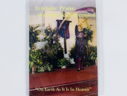 Symbolic Praise, Worship & Intercession DVD