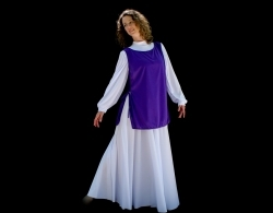Praise Tunic Purple