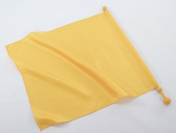 100% Silk Worship Flags Solid Dyed / Classic